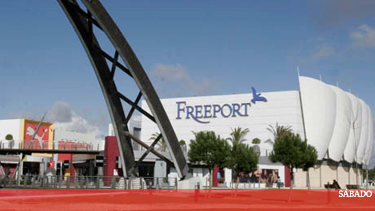 GNR apanhado a roubar roupa no Freeport de Alcochete