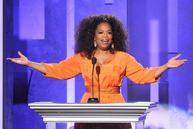 Oprah Winfrey diz que não se vai candidatar à Presidência dos EUA