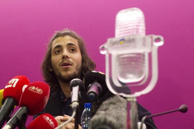 Salvador Sobral, Ana Moura e Mariza tocam no Festival da Eurovisão