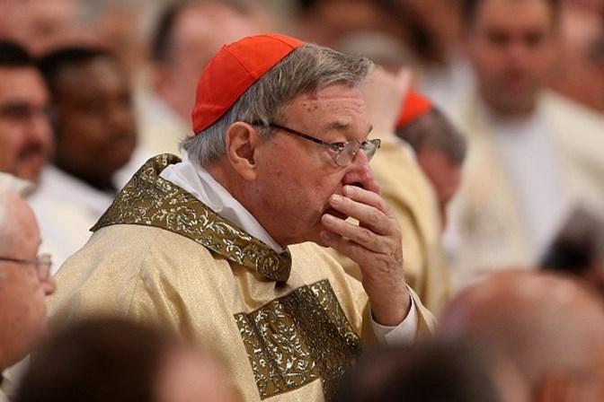 Cardeal Pell vai ser julgado por agressão sexual