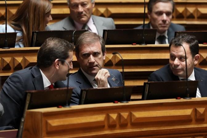 Fernando Negrão confiante na eleição como líder na bancada parlamentar do PSD