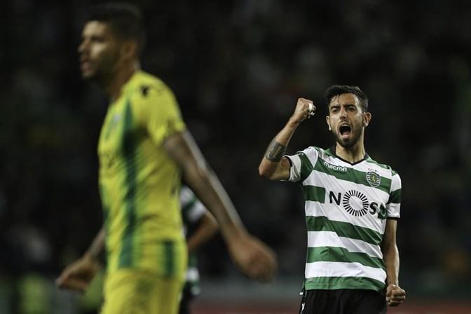 Sporting vence Atlético de Madrid mas despede-se da Liga Europa