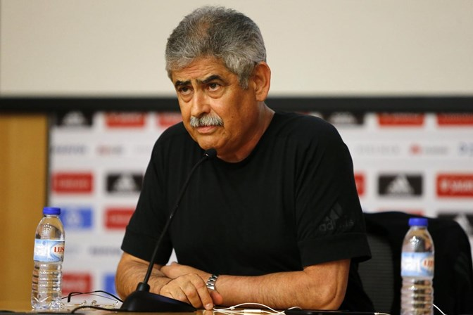 Afinal Luís Filipe Vieira foi ouvido no DIAP na condição de arguido