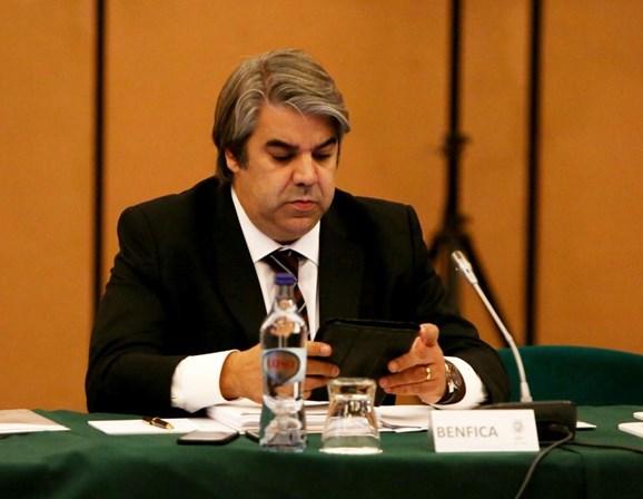 Operação e-toupeira: Buscas terminam na Luz com Paulo Gonçalves na PJ