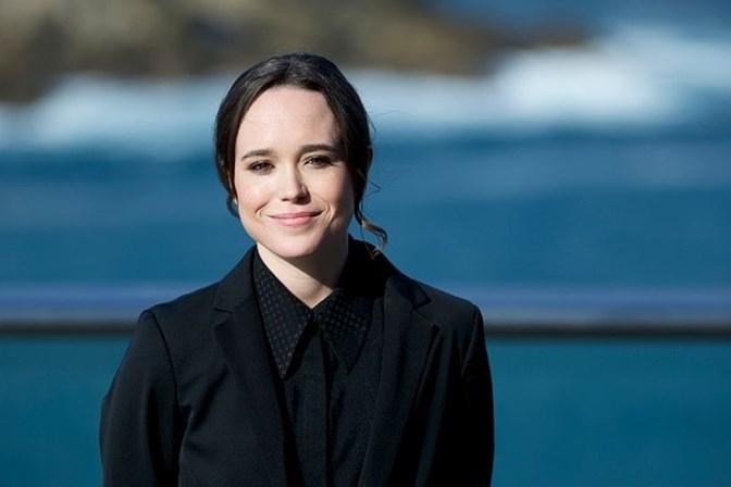 Ellen Page se casa com a namorada, Emma Portner