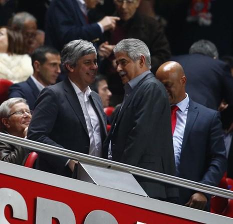 Benfica. Centeno nega envolvimento na isenção de IMI a filho de Vieira