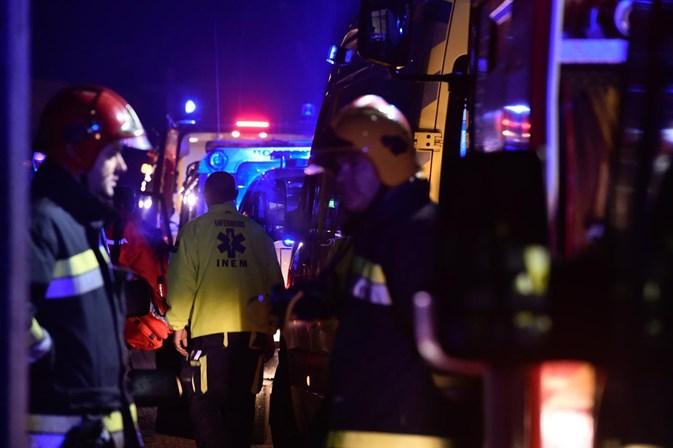 Tondela: mais uma vítima mortal do incêndio