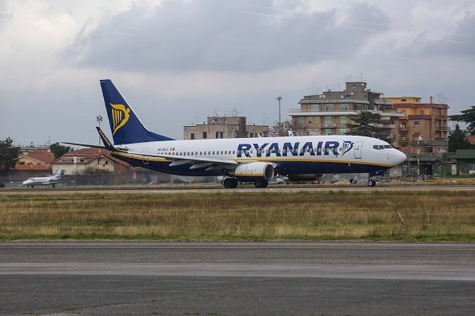 Ryanair com novas regras para as malas a bordo