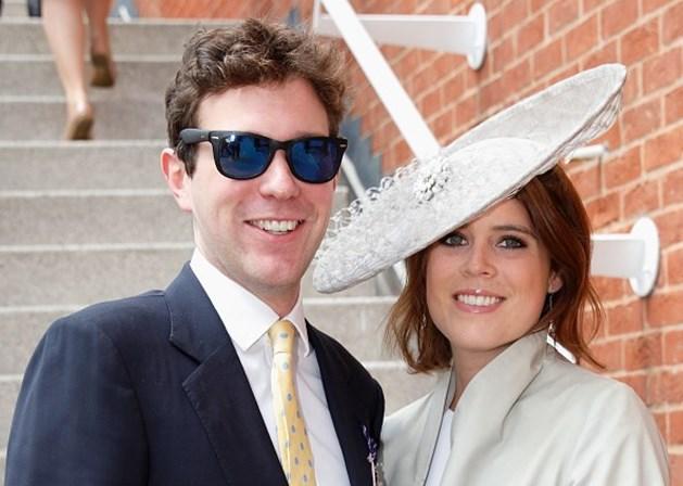 Princesa Eugenie de York Mais um casamento real este ano