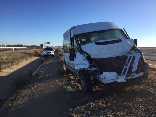 Um morto e sete feridos em acidente em Espanha com carrinha portuguesa