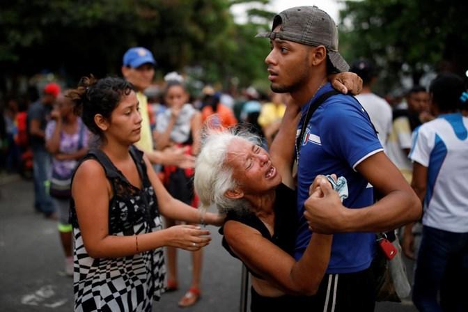 Motim em prisão da Venezuela faz 68 mortos