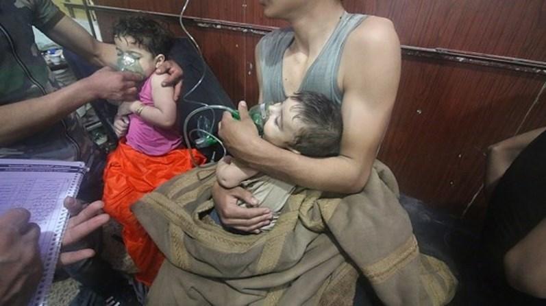Estados Unidos e Rússia trocam acusações sobre ataque na Síria