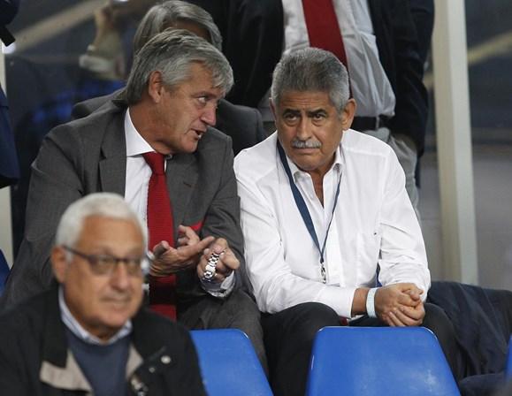 O Benfica teve um plano para mandar no futebol português