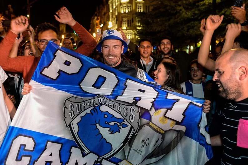 Empate entre Sporting e Benfica entrega o título ao FC Porto