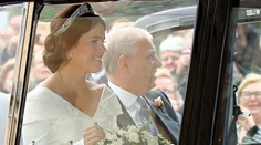 As celebridades no casamento da princesa Eugenie com Jack Brooksbank