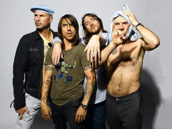 SBSR: cantámos todos com os Red Hot Chili Peppers