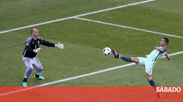 Portugal - Hungria  Um toque de magia(r) - Desporto - SÁBADO fb7845ddfb8f4