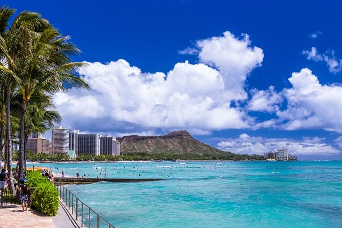 36ª - Honolulu, Havai, Estados Unidos