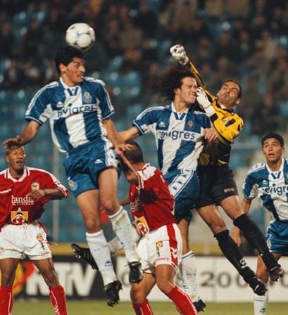 10ef63b2e8 João Manuel Pinto  Sonho treinar o Benfica e ser campeão - Desporto ...