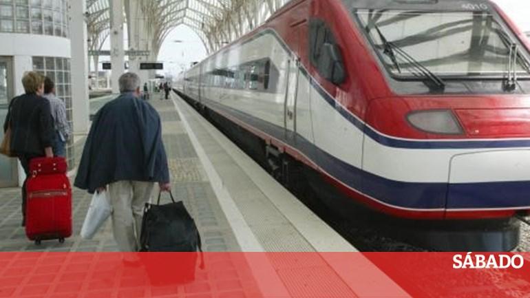 Resultado de imagem para Greve de 2.ª feira nos comboios sem serviços mínimos