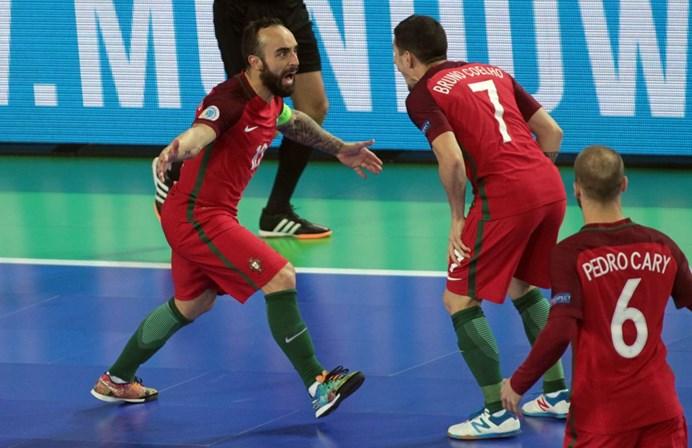 Futsal  Marcelo enaltece prestação ímpar que enche de orgulho o país ... 64b5b1b33e831