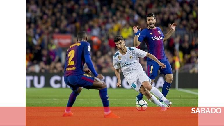 Liga espanhola terá um jogo por ano nos EUA - Desporto - SÁBADO deb1bace32383