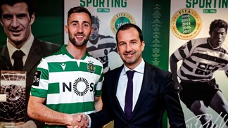 Sporting confirma Sporar por cinco temporadas
