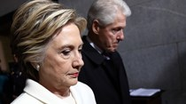 Bill e Hillary Clinton acusam Trump e republicanos de